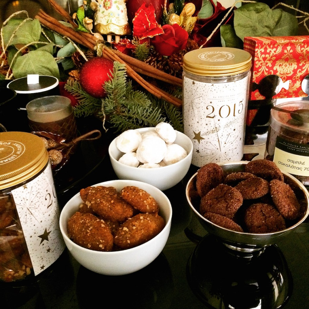 More christmas sweets... It couldn't be better! Parliaros sweet alchemy