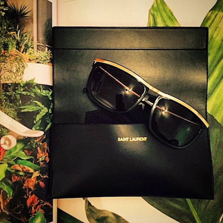 Top <i>Saint Laurent</i> sunglasses of the season
