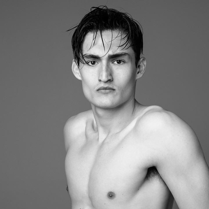 Meet <i>Pablo Otero</i> - a Givenchy model