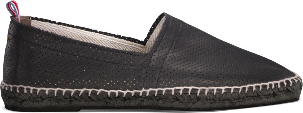 Pablo Black Perforated