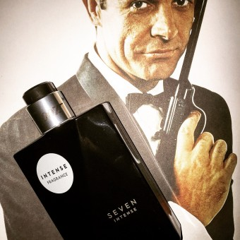 Contest #6: <i>007 SEVEN Intense</i> Eau de Parfum - <b>WE HAVE A WINNER!</b>