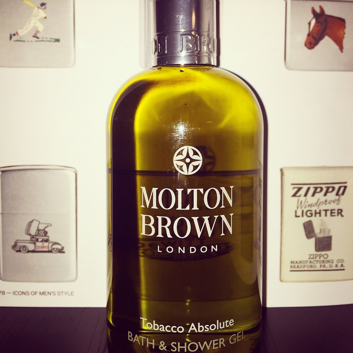 heaven is a place made of molton brown dimitrisgoes tobacco absolute new shower gel for men