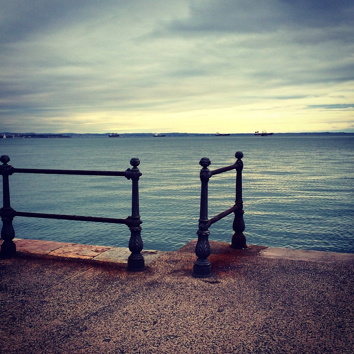 A walk along the seafront goes without saying...