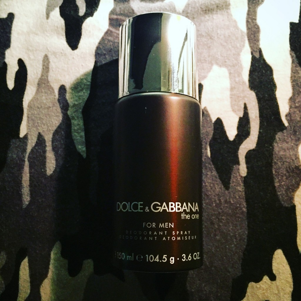 The One by DOLCE & GABBANA (spray)
