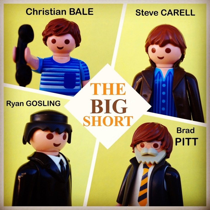 Playmobil <b>movie posters</b> to win an extra <i>Oscar</i>