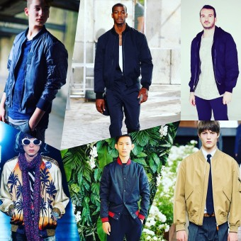 <i>Trendspotting</i>: Best <b>Bomber Jackets</b> of the new season!
