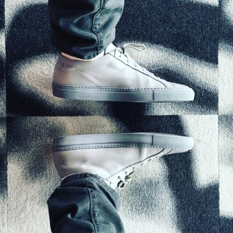 At last! Find the amazing <b>Common Projects</b> shoes at <i>i-D Concept Store</i>