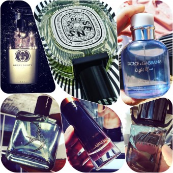 Top6 <b>new fragrances</b> launched in 2016 <i>(the list so far...)</i>