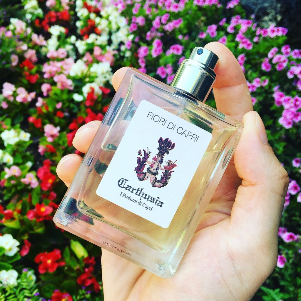 This signature fragrance from Carthusia captures the essence of the island