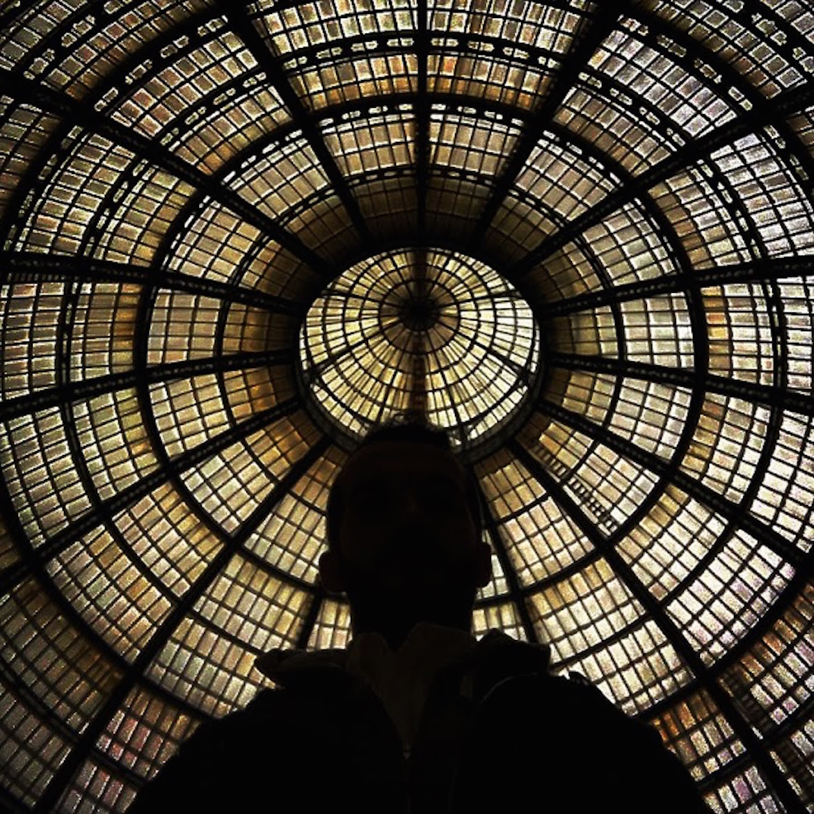 Contre-lumiere at Galleria Vittorio Emanuele