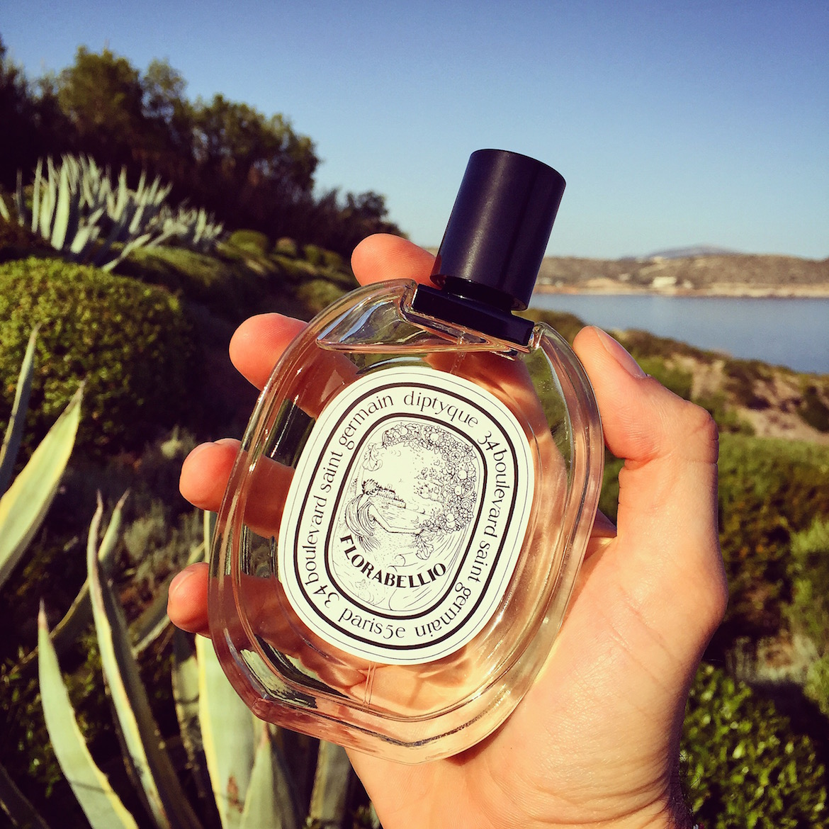 FLARABELLIO brand new fragrance by the exclusive Diptyque series! (Find it at Attica Selective Brands).