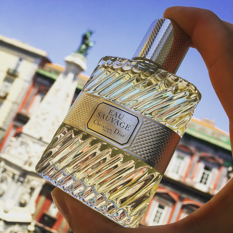 Legendary fragrance in iconic bottle...