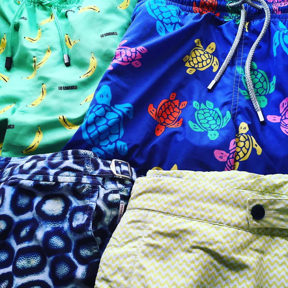 All the top swimshorts! #summer2016